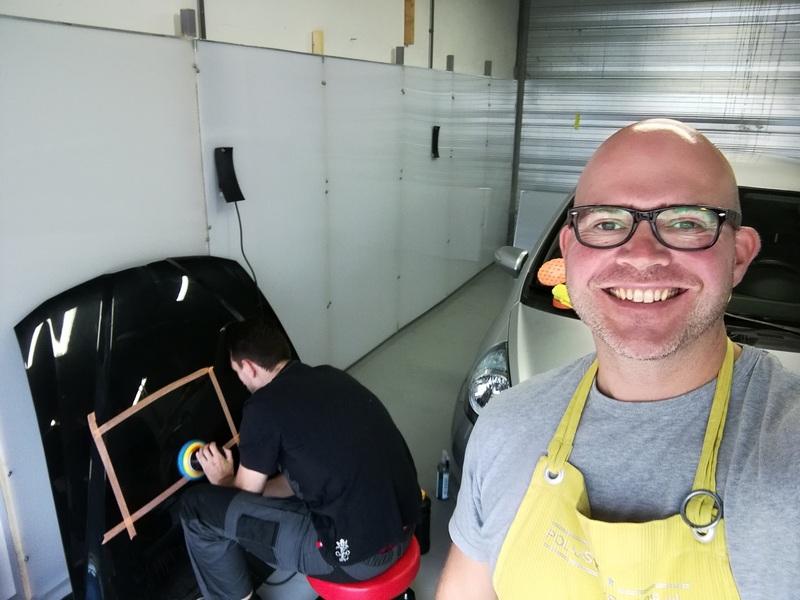 Foto van Workshop Auto Polijsten als een Expert