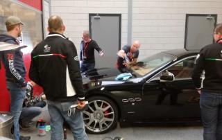 workshop auto polijsten