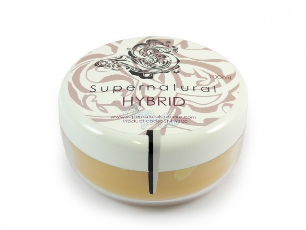 Dodo Juice Supernatural Hybrid Paste Wax