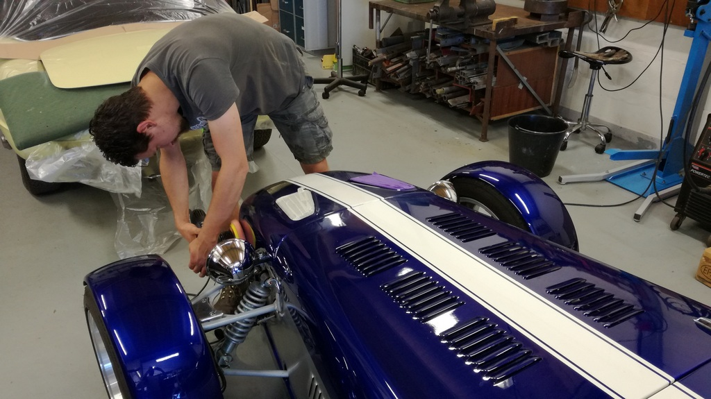 workshop auto polijsten bij Polijstworkshops