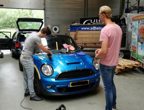 Workshop Auto Polijsten in de Praktijk